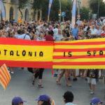 DIA DE LA HISPANITAT A BARCELONA: L'UNIONISME HA FET UN PET COM UN AGLÀ