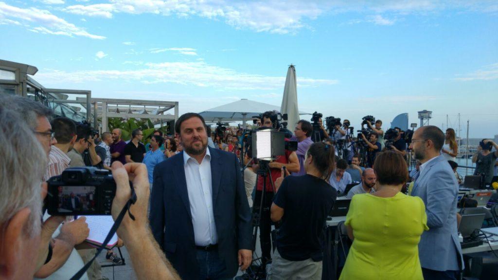 INSTITUCIONS PENITENCIÀRIES PREGUNTA AL TS SI TRASLLADA A CATALUNYA ELS PRESOS POLÍTICS