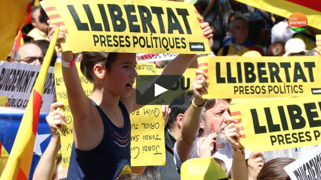 EL TS DENEGA LA LLIBERTAT PROVISIONAL ALS PRESOS POLÍTICS FINS A LA SENTÈNCIA