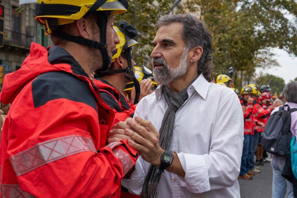ÒMNIUM DENUNCIA UNA SEGONA ONADA DE JUDICIS POLÍTICS CONTRA INDEPENDENTISTES