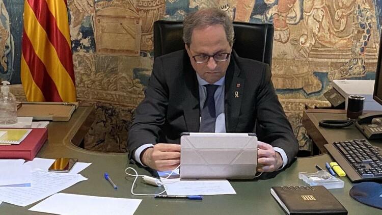 L'ANOMENADA JEC EXECUTA LES MULTES CONTRA EL PRESIDENT TORRA CONTRAVENINT EL CONSELL D'EUROPA